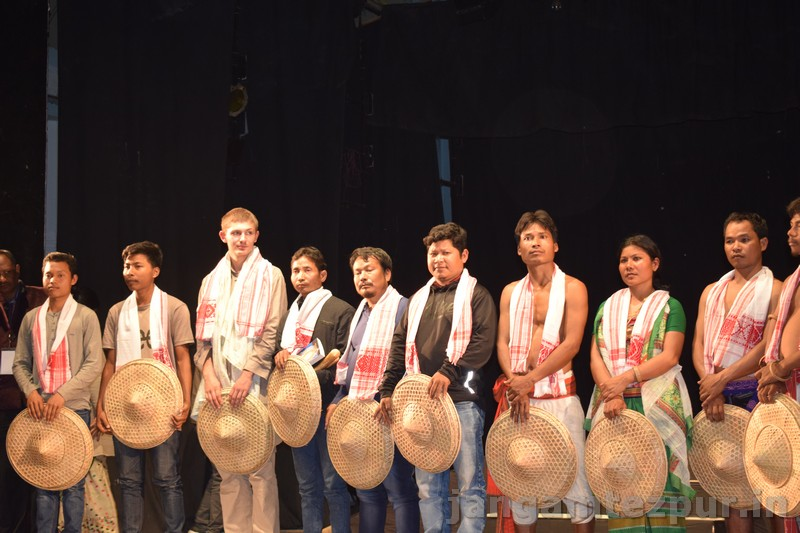 France Flute artist touches Assamese audience in Sons of Earth Mother