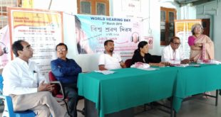 World Hearing Day observed in Tezpur