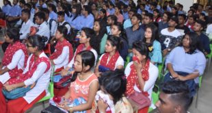 Career Orientation programme on Commerce at Tezpur University