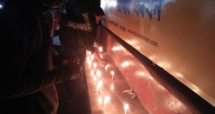 Candle march observed in Tezpur in demand of justice for Dr. Priyanka Reddy raped case