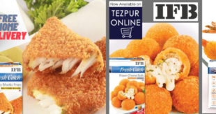 Tezpur Online now delivering Branded Frozen Food